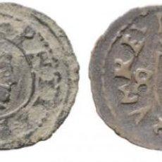 Monedas de España: LOTE DE 2 PIEZAS. FELIPE IV. 2 MARAVEDÍS. CUENCA. 1662. CA. CY5137 (60€). OTRA MUY RARA, NO CITADA. Lote 213248666