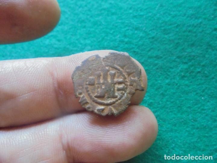 Monedas de España: BONITA MONEDA DE 2 MARAVEDIS ACUÑA A MARTILLO , MUY BONITA - Foto 2 - 213336608