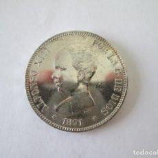 Monedas de España: ALFONSO XIII * 5 PESETAS 1891*91 PG M * PLATA. Lote 213546941