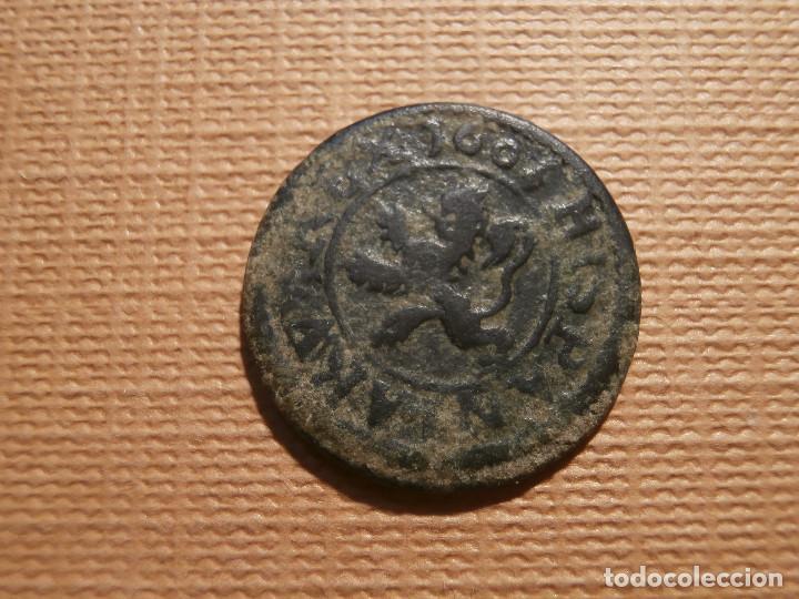 Monedas de España: MONEDA - Spanish ANCIENT COIN - FELIPE III - 1604 - SEGOVIA - 2 MARADEDÍ AE - Foto 2 - 214394216