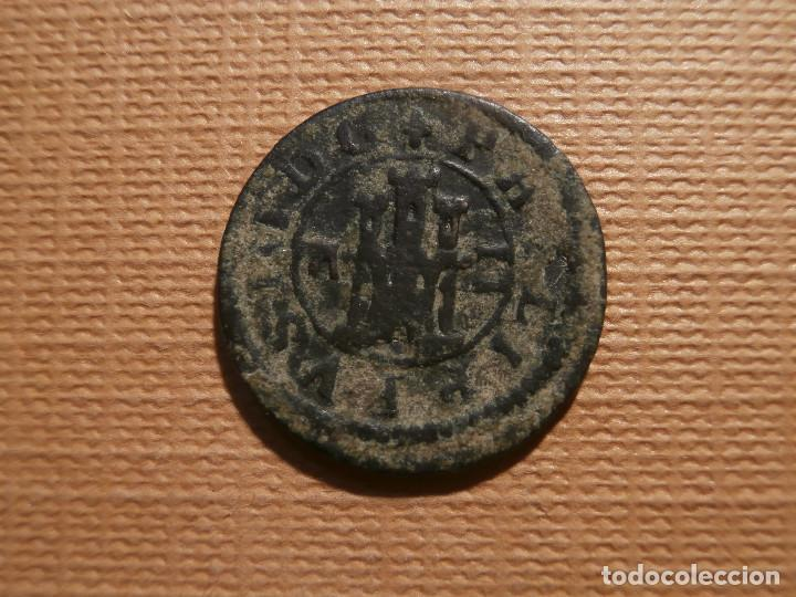 Monedas de España: MONEDA - Spanish ANCIENT COIN - FELIPE III - 1604 - SEGOVIA - 2 MARADEDÍ AE - Foto 4 - 214394216