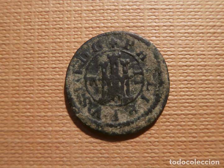 Monedas de España: MONEDA - Spanish ANCIENT COIN - FELIPE III - 1604 - SEGOVIA - 2 MARADEDÍ AE - Foto 5 - 214394216