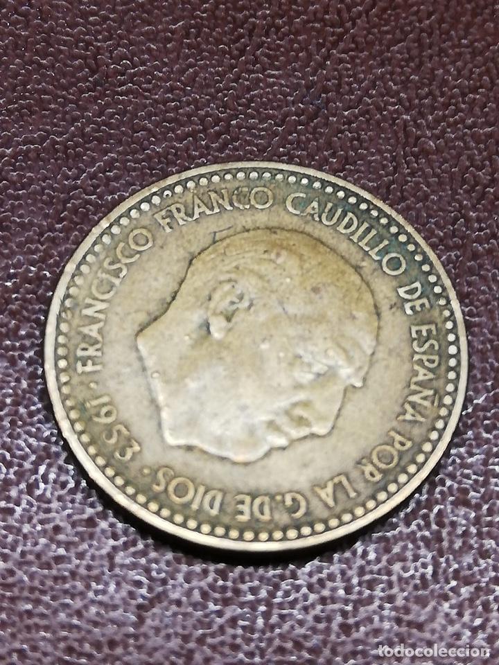 Monedas de España: 9 monedas pesetas españolas históricas desde 1870 a 1953 - Foto 4 - 214849310
