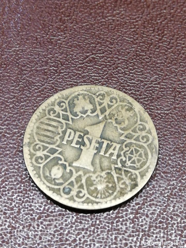 Monedas de España: 9 monedas pesetas españolas históricas desde 1870 a 1953 - Foto 7 - 214849310
