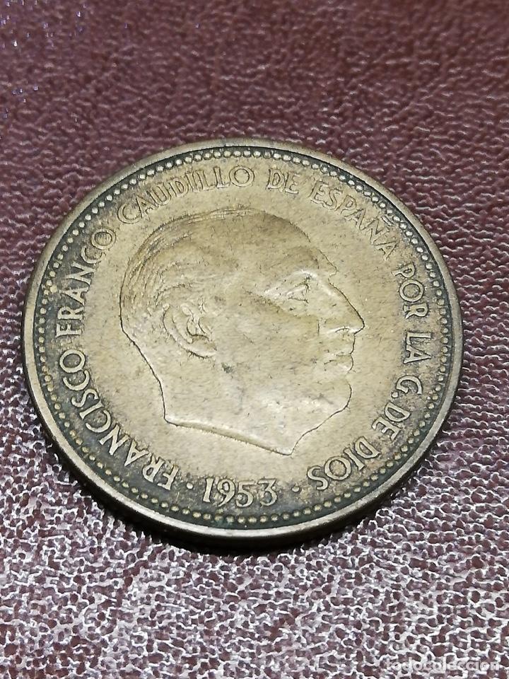 Monedas de España: 9 monedas pesetas españolas históricas desde 1870 a 1953 - Foto 12 - 214849310