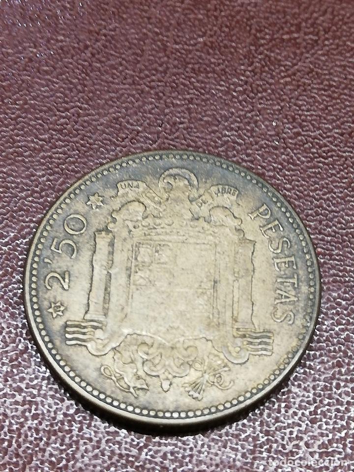 Monedas de España: 9 monedas pesetas españolas históricas desde 1870 a 1953 - Foto 13 - 214849310