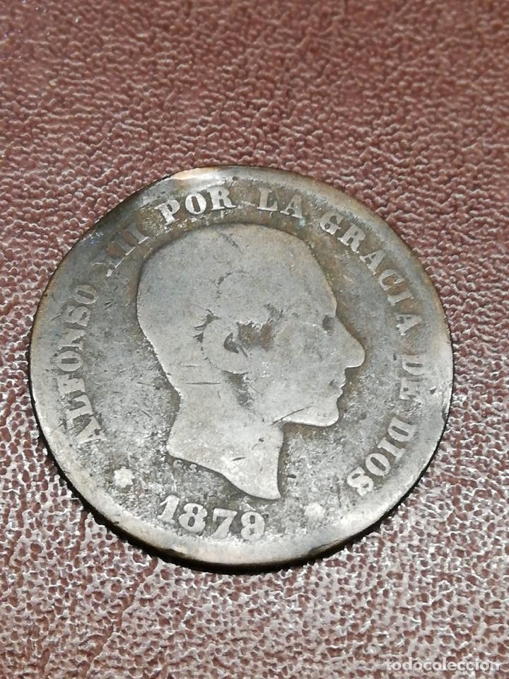 Monedas de España: 9 monedas pesetas españolas históricas desde 1870 a 1953 - Foto 15 - 214849310
