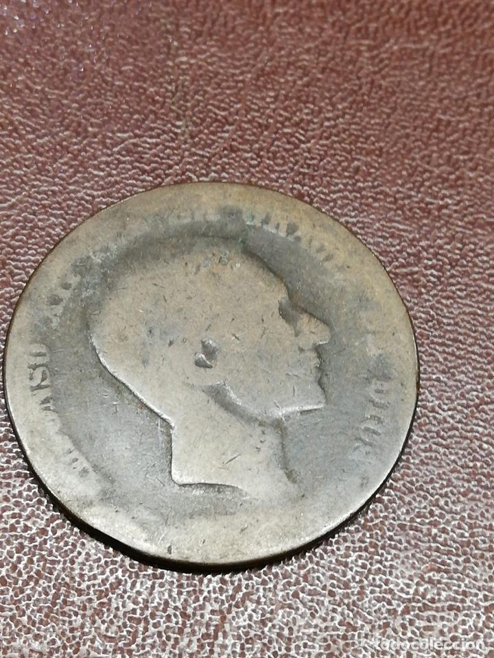 Monedas de España: 9 monedas pesetas españolas históricas desde 1870 a 1953 - Foto 17 - 214849310