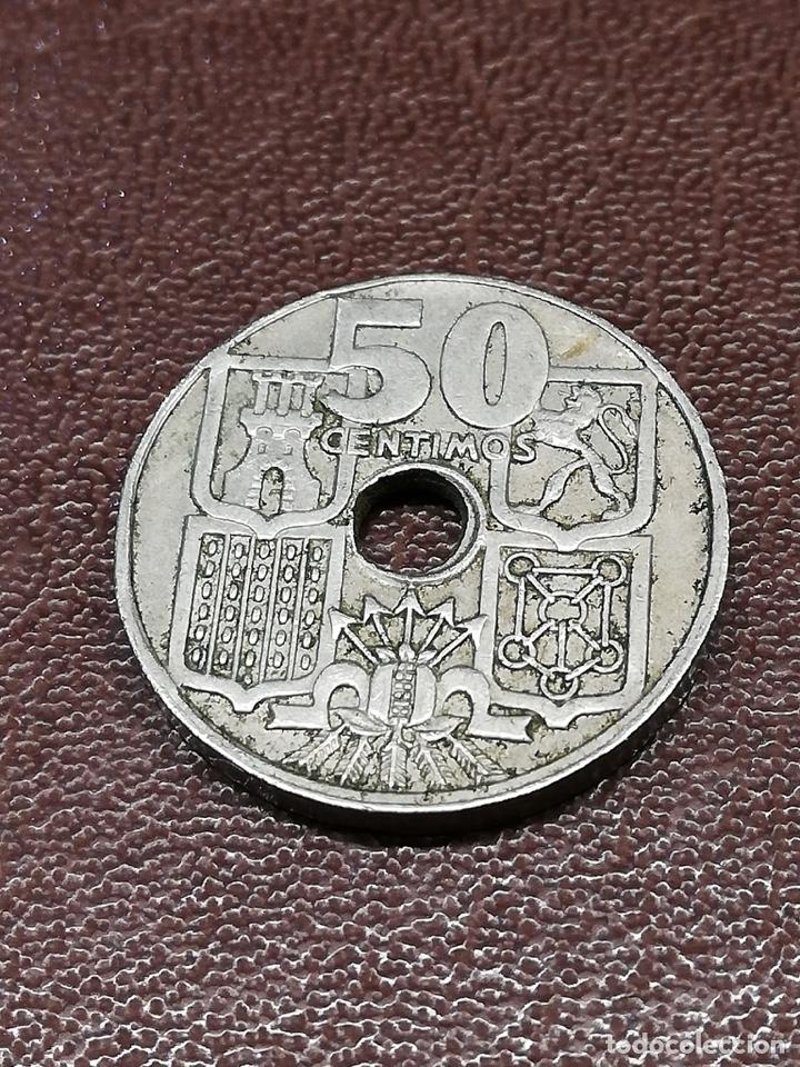 Monedas de España: 9 monedas pesetas españolas históricas desde 1879 a 1966 - Foto 9 - 214850676