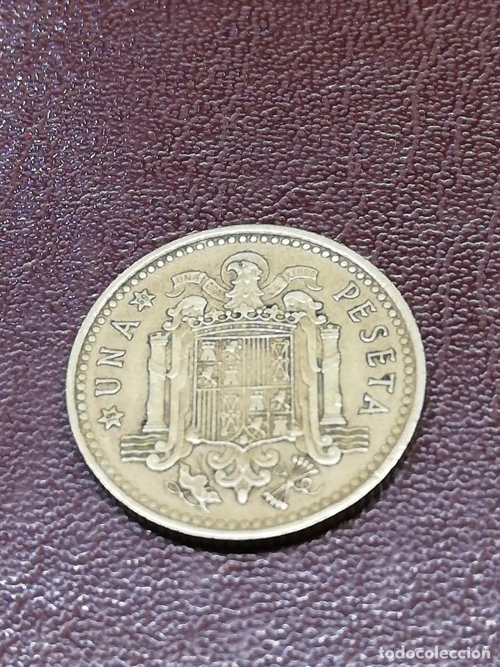 Monedas de España: 9 monedas pesetas españolas históricas desde 1879 a 1966 - Foto 12 - 214850676