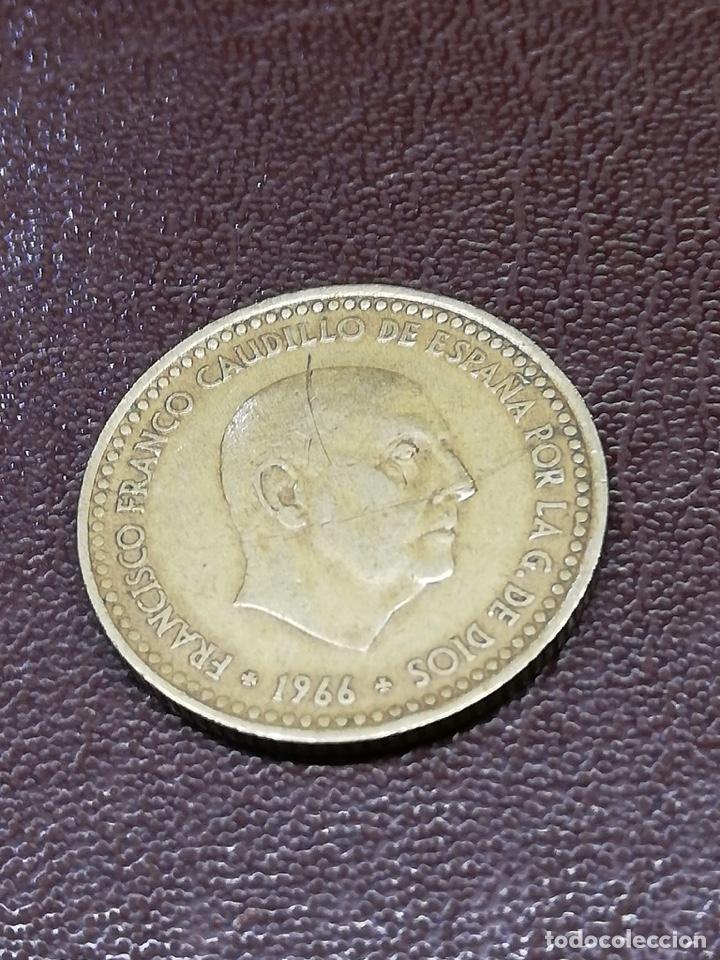 Monedas de España: 9 monedas pesetas españolas históricas desde 1879 a 1966 - Foto 13 - 214850676