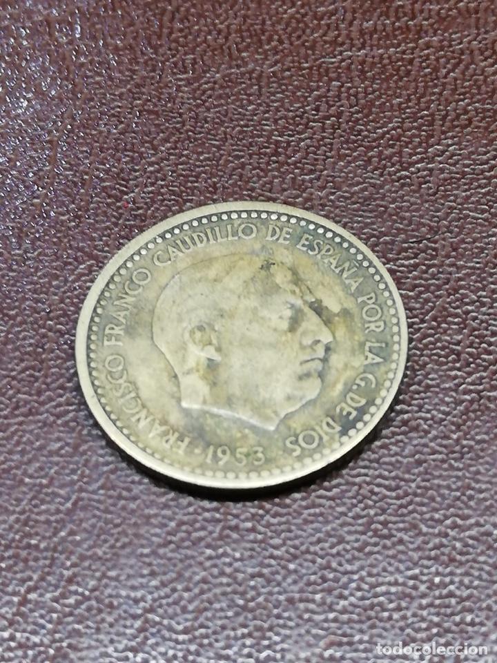 Monedas de España: 9 monedas pesetas españolas históricas desde 1879 a 1966 - Foto 15 - 214850676