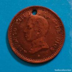 Monedas de España: 2 CENTIMOS ALFONSO XIII 1912. Lote 216497447