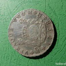 Monedas de España: 8R FERNANDO VI 1758 MEXICO MM. Lote 216771353