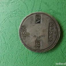 Monedas de España: 8R FERNANDO VII 1821 MALLORCA. Lote 216777575