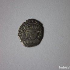 Monedas de España: REAL DIVUITÉ. CARLOS II. VALENCIA. 1684. PLATA.. Lote 217001003