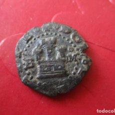 Monedas de España: FELIPE II. 2 CUARTOS. 1556/1598. BURGOS. Lote 247922530