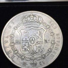 Monete da Spagna: 20 REALES 1850 MADRID. Lote 217558650