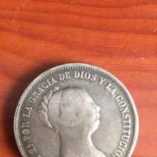 Monedas de España: MONEDA 20 REALES 1855. Lote 217711401