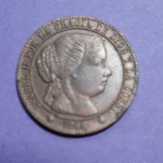 Monedas de España: 1 CENTIMO DE ESCUDO SEVILLA 1868. Lote 218073763