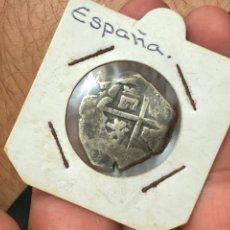 Monete da Spagna: ANTIGUA MONEDA RARA DE ESPAÑA . PLATA . VER FOTOS. Lote 218163208