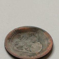 Monedas de España: MONEDA 5 CENTIMOS 1870. Lote 218434288