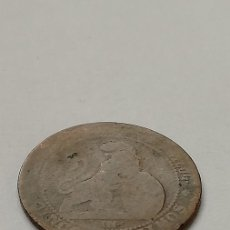 Monedas de España: MONEDA 5 CENTIMOS 1870. Lote 218434791