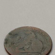Monedas de España: MONEDA 5 CENTIMOS 1870. Lote 218436297