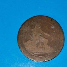 Monedas de España: MONEDA DE 10 CENTIMOS GOBIERNO PROVISIONAL 1870. Lote 219123876