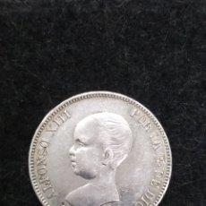 Monedas de España: 5 PESETAS DE PLATA, ALFONSO XIII 1982. Lote 219629113