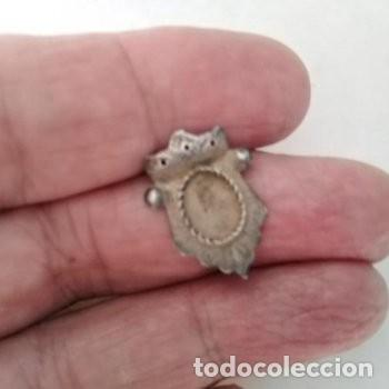 BONITO COLGANTE MEDIEVAL PLATA. (Numismática - España Modernas y Contemporáneas - De Reyes Católicos (1.474) a Fernando VII (1.833))