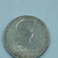 Monedas de España: MONEDA. 8 REALES. FERNANDO VII. 1821. MEXICO JJ. VER FOTOS. Lote 220810503