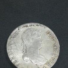 Moedas de Espanha: MONEDA. 8 REALES. FERNANDO VII. 1819. LIMA. VER FOTOS. Lote 220811265