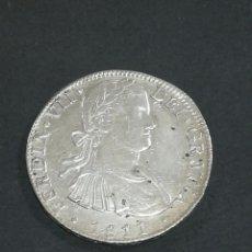 Monedas de España: MONEDA. 8 REALES. FERNANDO VII. 1811. MÉXICO. VER FOTOS. Lote 221086056
