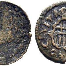 Monedas de España: CARLOS III ARCHIDUQUE (AUSTRIA). BARCELONA. DINERO. 1711. CY NO CITA EN SUS CATÁLOGOS. RARÍSIMA. MBC. Lote 221402786