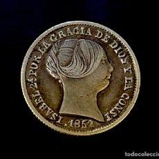 Monedas de España: ISABEL II-1 REAL-SEVILLA-1852 N019. Lote 221458507