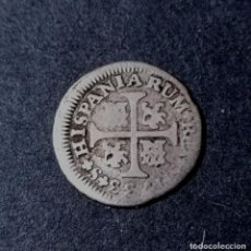 Monedas de España: SMS- 1/2 REAL PLATA FELIPE V 1733 REF. M9415. Lote 221709480