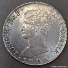 Monedas de España: MONEDA 20 REALES JOSE NAPOLEON 1809 - MADRID - A.I.. Lote 221712962