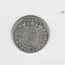 Monedas de España: FELIPE V- 1 REAL- 1745- SEVILLA IPJ. Lote 221731606