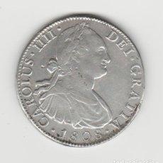 Monedas de España: CARLOS IIII/IV- 8 REALES- 1808- MEXICO- TH. Lote 221731900