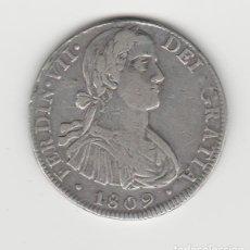 Monedas de España: FERNANDO VII- 8 REALES- 1809- MEXIFO- TH. Lote 221731928