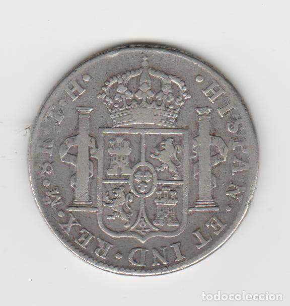 Monedas de España: FERNANDO VII- 8 REALES- 1809- MEXIFO- TH - Foto 2 - 221731928