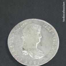 Monedas de España: MONEDA. 8 REALES. FERNANDO VII. 1817. MEXICO. VER FOTOS. Lote 221746971