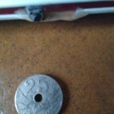 Monedas de España: 25 CÉNTIMOS DE PESETA 1927. Lote 221805823