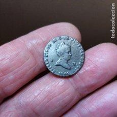 Monedas de España: CHIRRAPA,,ISABEL II. Lote 222043137