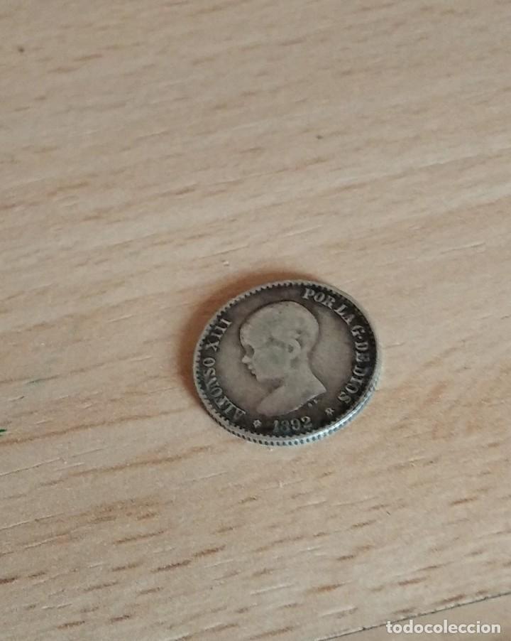 50CTS ALFONSO XIII (Numismática - España Modernas y Contemporáneas - De Isabel II (1.834) a Alfonso XIII (1.931))