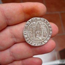 Monedas de España: JUANA Y CARLOS.4 REALES DE PLATA.MEJICO.. Lote 222150287