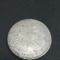Monedas de España: MONEDA. 8 REALES. CARLOS IIII. 1808. MÉXICO. VER FOTOS. Lote 222315738