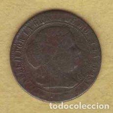Monedas de España: ISABEL II. 1867. OM. MEDIO CÉNTIMOS DE ESCUDO. SEVILLA. 028. Lote 222390346