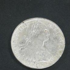 Monedas de España: MONEDA. 8 REALES. CARLOS IIII. 1808. MEXICO. VER FOTOS. Lote 222416712